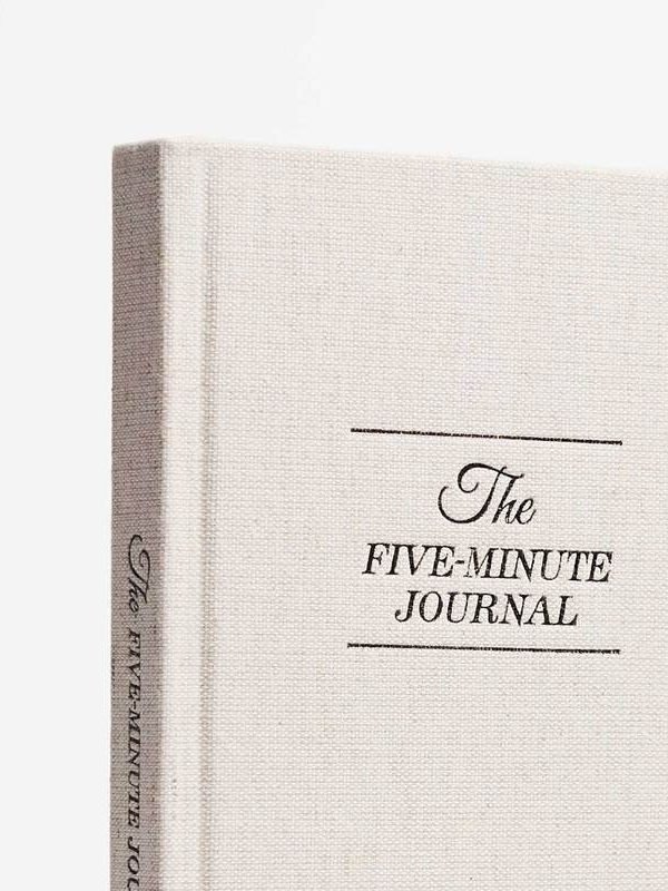 "Diario ""Five Minute Journal"""