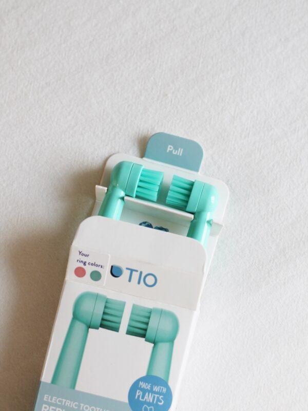 Cabezales de cepillo eléctrico TIOMATIK