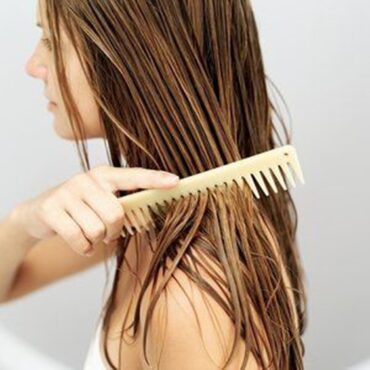 mascarilla pelo